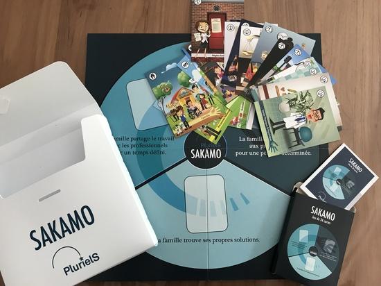 Un outil pour la famille : Le SAKAMO ou comment recueillir la parole du mineur et de sa famille.